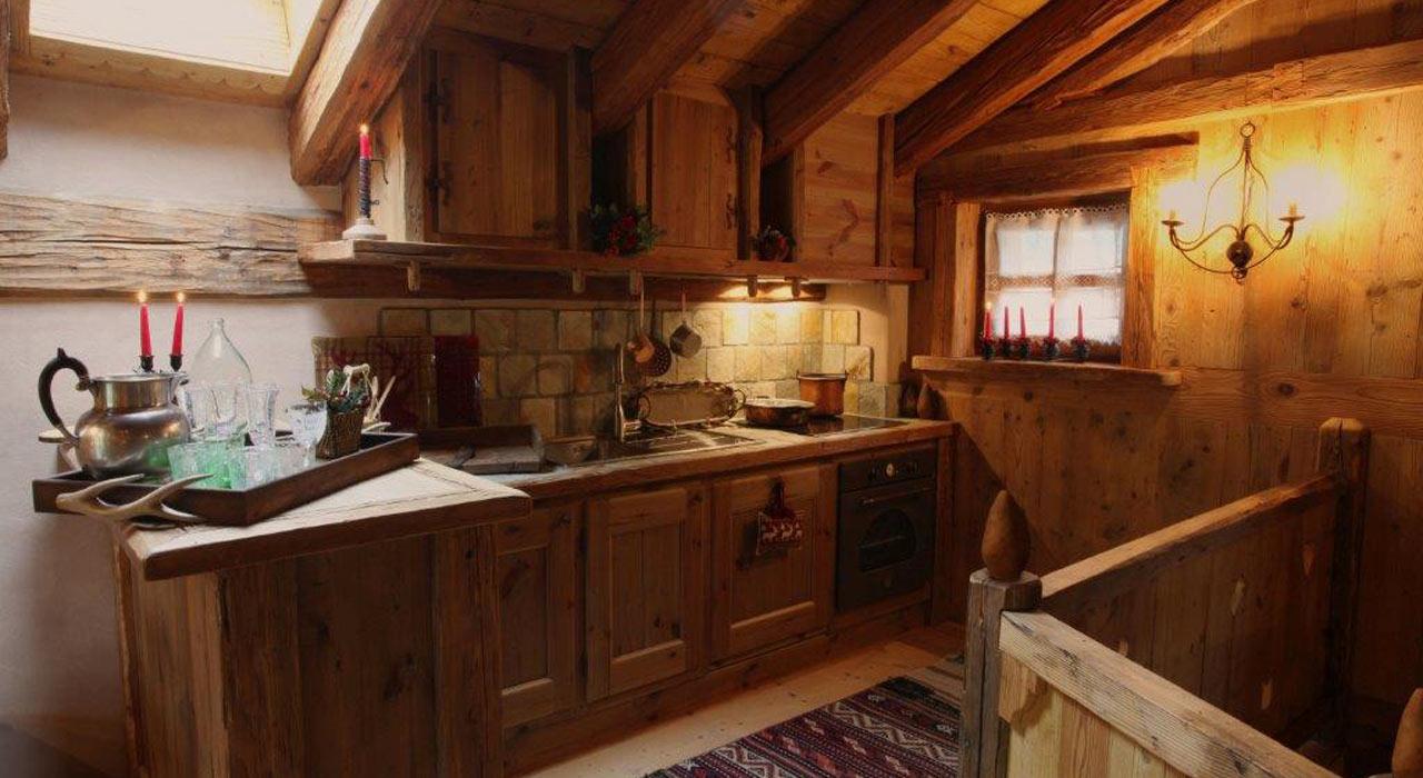 Architetto dino musa chalet di montagna for Le piu belle baite in montagna